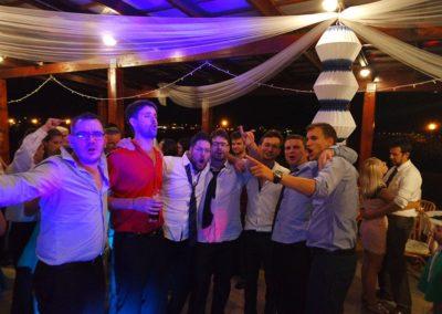 Velence esküvői dj buli
