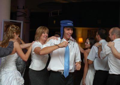 esküvői vonatozás