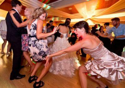 tánc az esküvőn